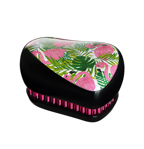 TONI&GUY Tangle teezer compact skinny dip palm tree