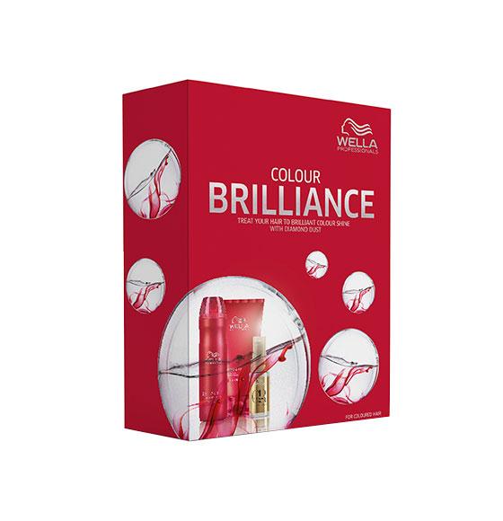 TONI&GUY Wella brilliance gift set