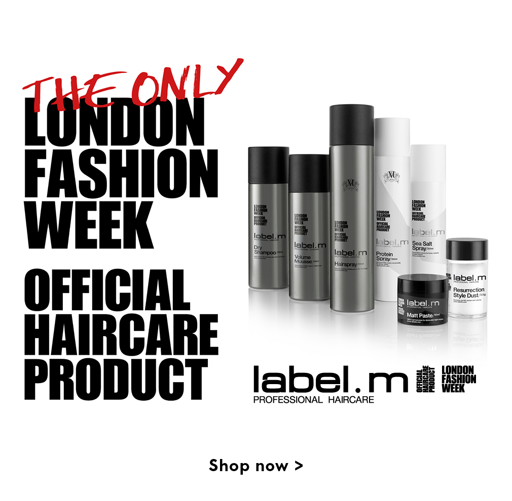 London Fashion Week Offical Sponsor - v2016