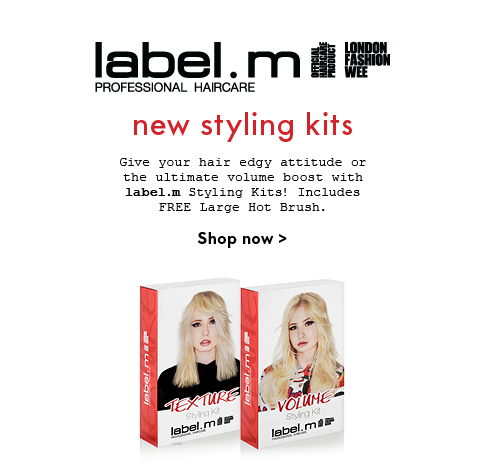 label.m Styling Kits
