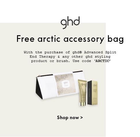 ghd Arctic Bag GWP