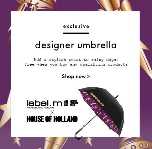 House of Holland umbrella gift