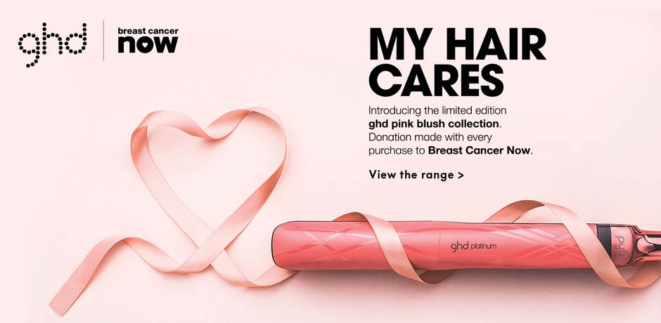 ghd Pink Blush Collection