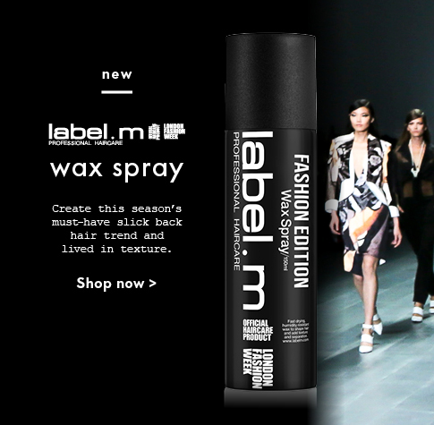 label.m Wax Spray