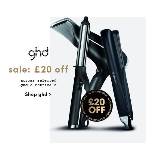 ghd £20 off June 2017 Sale