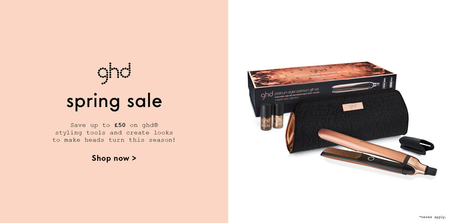 ghd sping sale