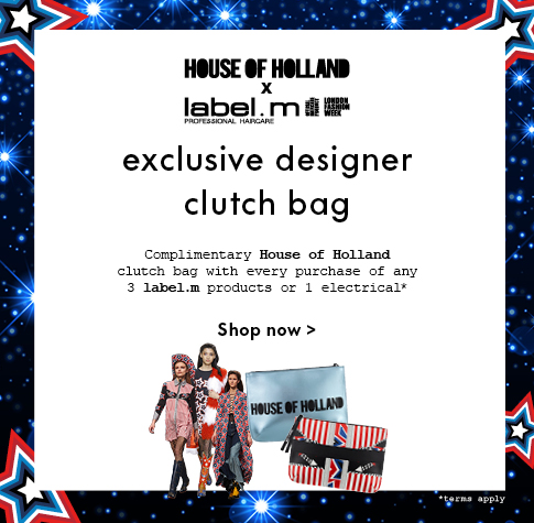 House of Holland Clutch Bag