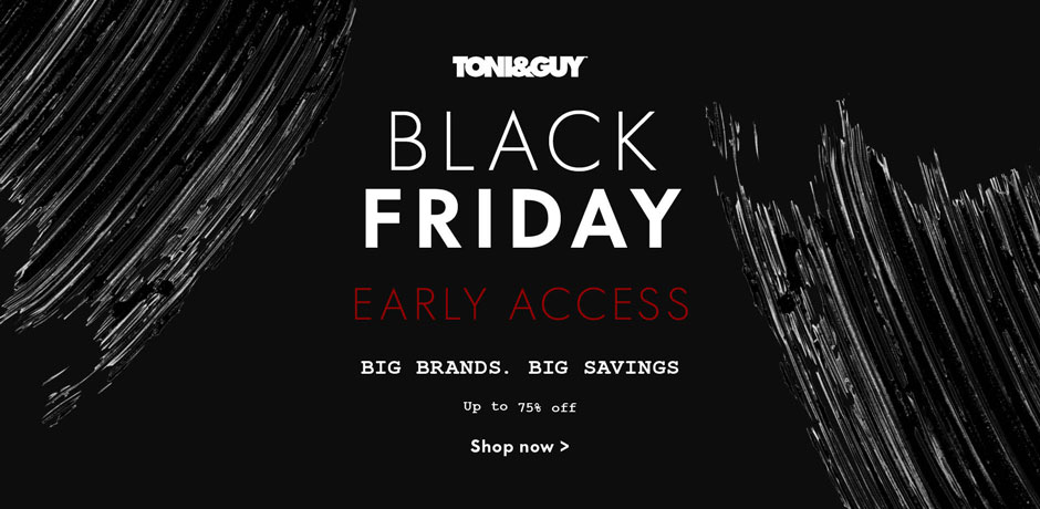 Black Friday Early Access