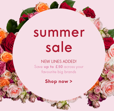Summer Sale New Lines Added