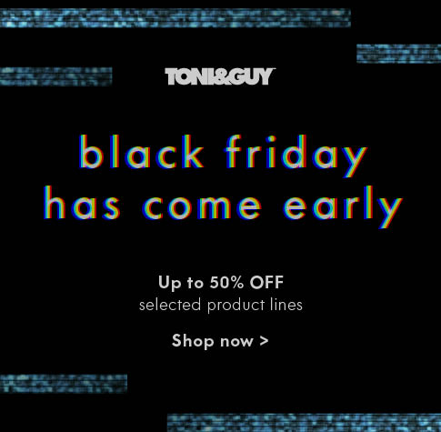 Black Friday has Come Early