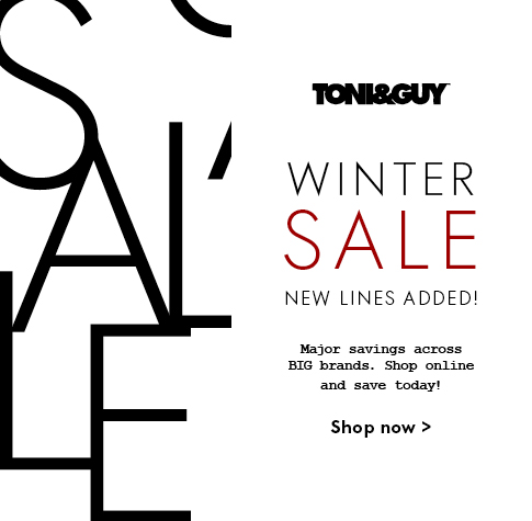 Winter Sale New Lines Addes
