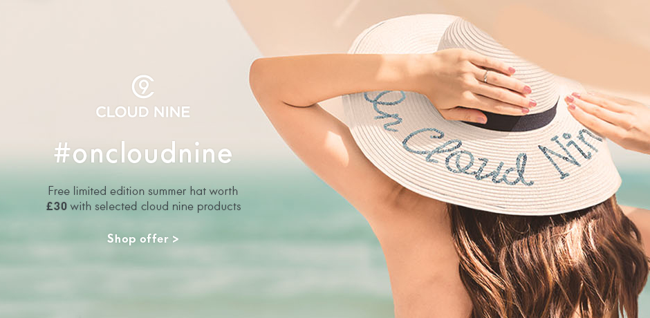 Cloud Nine Summer Hat worth £30