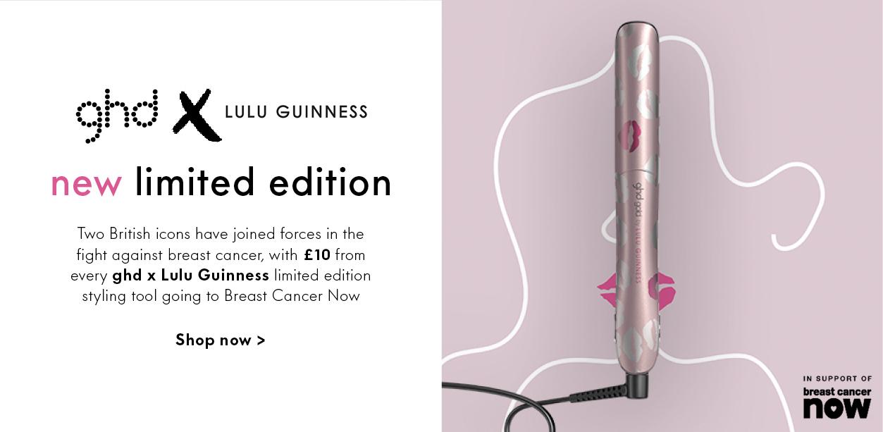 ghd Lulu Guinness