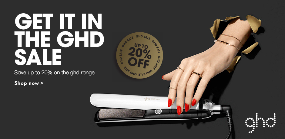 ghd Summer Sale