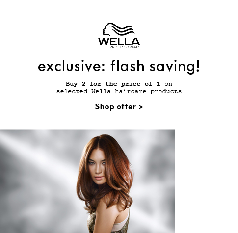 Wella 2 for 1
