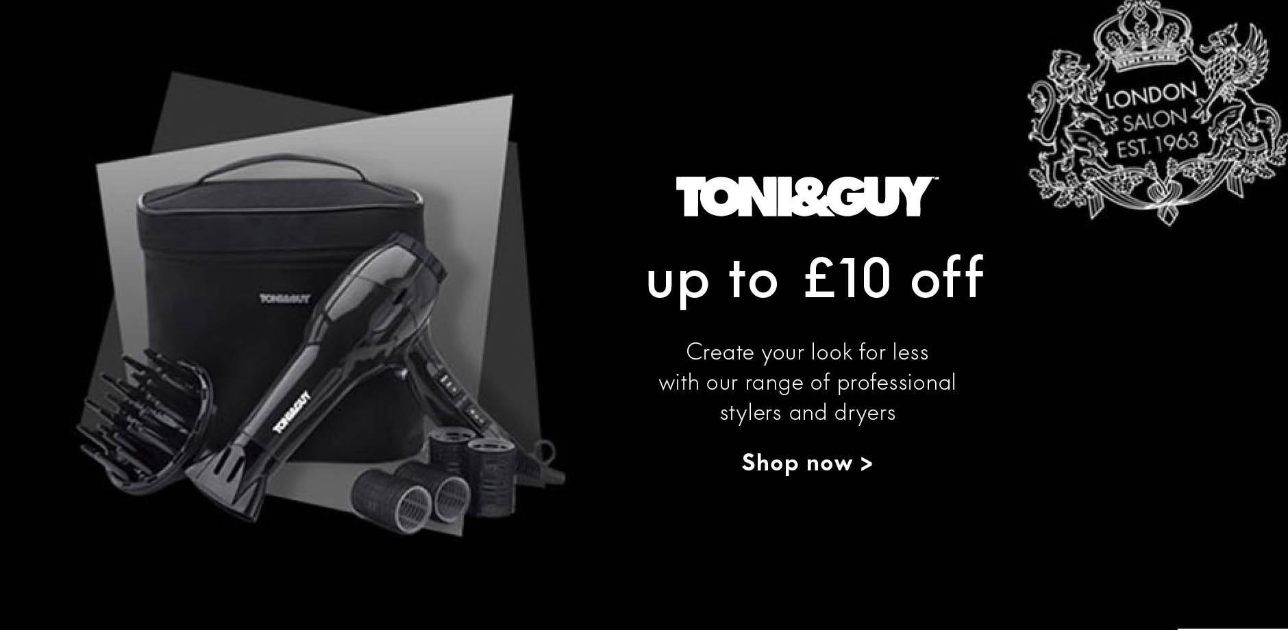 T&G £10 electricals