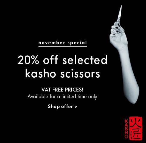 Kasho 20%