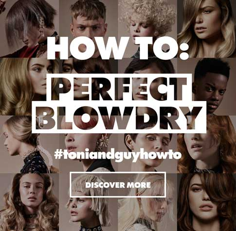 perfect blowdry