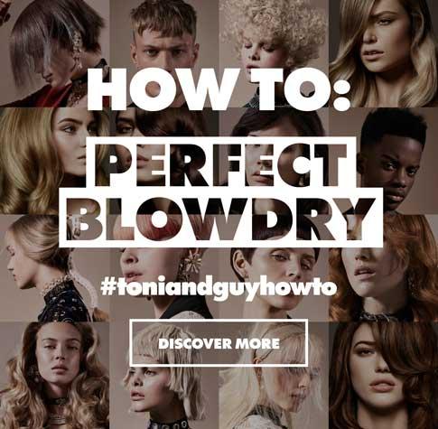 perfect blowdry