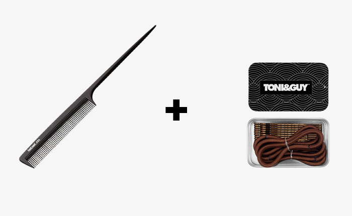 Toni&Guy x label.m Hair-Up Kit