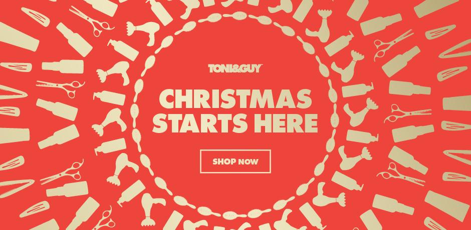 Christmas starts here