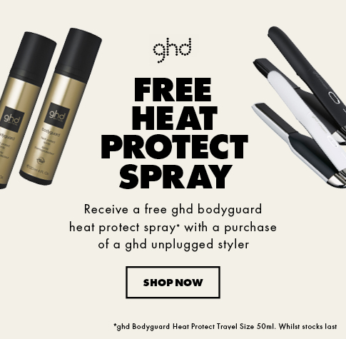GHD Unplugged Offer