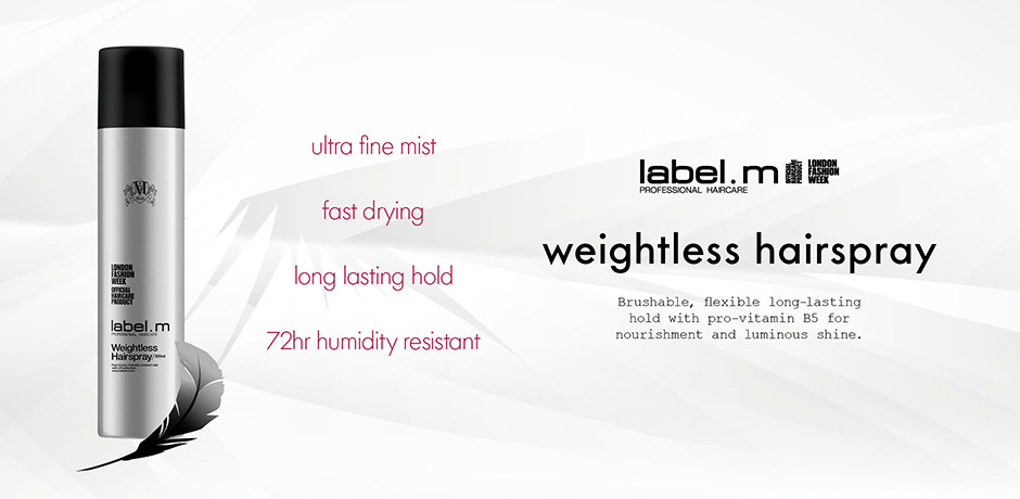 label.m Weightless Spray