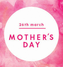 26th March. Mother's Day.