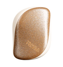Tangle Teezer Compact - Gold Glaze