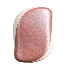 Tangle Teezer Compact - Rose Gold Glaze