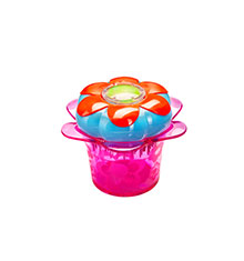 Tangle Teezer Popping Purple Magic Flowerpot