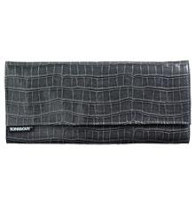TONI&GUY Grey Croc Tool Wallet