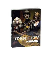 TONI&GUY Look Book Identity Collection 2005/06