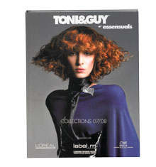 TONI&GUY Look Book Kaizen Collection 2007/08