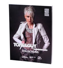 TONI&GUY Look Book Interactive Collection 2009/10