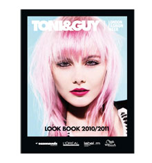 TONI&GUY Look Book Project 10 Collection 2010/11