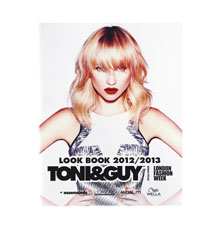 TONI&GUY Look Book Artelier Collection 2012/13