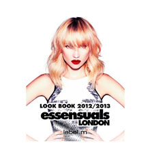 essensuals London Look Book Artelier Collection 2012/13