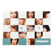 TONI&GUY Classic Colour Collection
