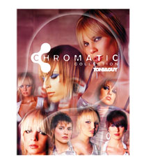 TONI&GUY Look Book Chromatic Collection 2003/04
