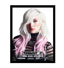 TONI&GUY Look Book 50/50 Collection 2013/14