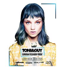 TONI&GUY Lexicon Look Book 2014/15