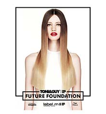 TONI&GUY Future Foundation Book