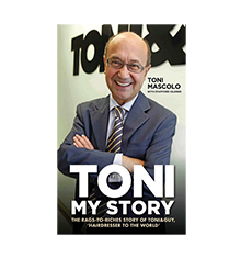 Toni: My Story - The Rags-to-Riches Story of TONI&GUY