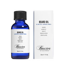 Baxter Grooming Beard Oil