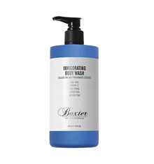 Baxter Body Wash - Italian Lime & Pomegranate