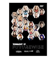 TONI&GUY DVD FUTUREWISE 17/18