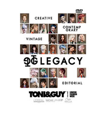 TONI&GUY DVD - LEGACY 2018/19