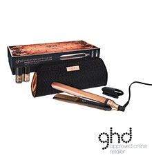 ghd® Copper Luxe Platinum Styler Premium Gift Set