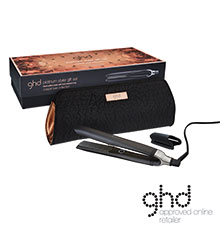 ghd® Copper Luxe Black Platinum Styler Gift Set
